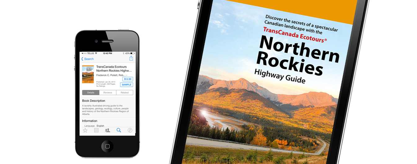 Ecotour ebook now available on iBooks and Kobo! | Northern